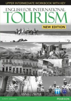 english for international tourism upper-intermediate new edition workbook with key and audio cd-9781447923930