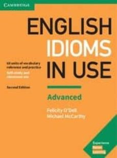 english idioms in use (2nd edition) advanced book with answers-9781316629734