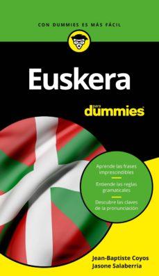 euskera para dummies-jean-baptiste coyos-jasone salaberria-9788432903977