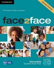 face2face for spanish speakers second edition packs intermediate pack (student s book with dvd-rom, spanish speakers handbook with cd, workbook with key)-9788490363935
