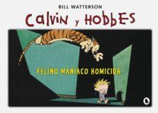 felino maníaco homicida (súper calvin y hobbes 3)-bill watterson-9788402422347