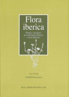flora iberica vol xvi (ii): compositae (partim)-9788400102739