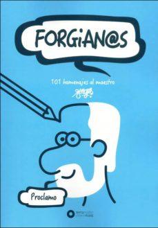 forgianos: 101 homenajes al maestro (2ª ed.)-9788494970344