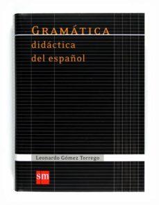 gramatica didactica del español-9788467541359