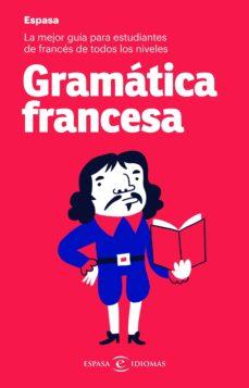 gramatica francesa espasa-9788467054521