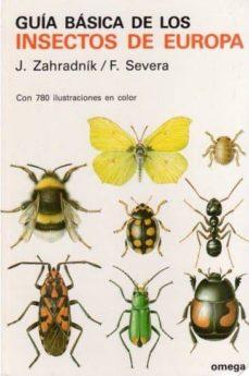 guia basica de los insectos de europa-j. zahradnik-9788428206419