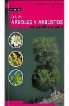 guia de arboles y arbustos de castilla y leon-juan andres oria de rueda-9788496932142