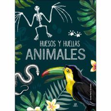 hyesos y huellas : animales-carmen martul hernandez-9788466239059