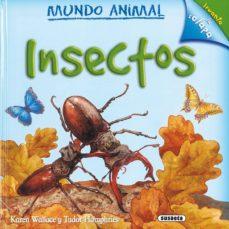 insectos (coleccion mundo animal)-9788430569304