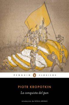 la conquista del pan-piotr kropotkin-9788491053538