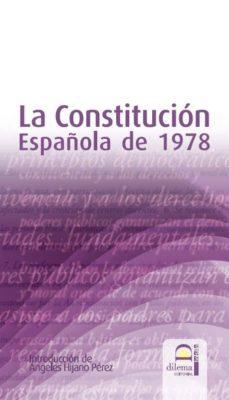 la constitucion española de 1978-maria de los angeles hijano perez-9788498270310
