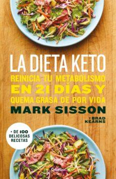 la dieta keto-mark sisson-9788425356308