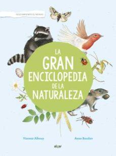 la gran enciclopedia de la naturaleza-vincent albouy-9788491422921
