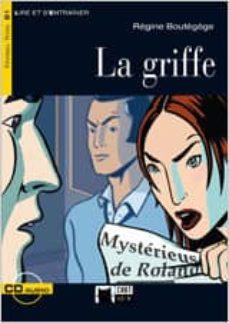 la griffe (livre + cd)-lise pascal-9788431691721