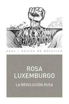 la revolucion rusa-rosa luxemburgo-9788446044154