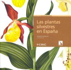 las plantas silvestres en españa-9788400097578