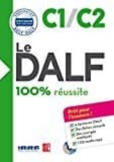 le dalf - 100% réussite - c1 - c2 - livre + cd (le delf - 100% réussite)-9782278087945