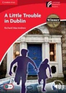 little trouble in dublin level 1 beginner/elementary-9788483236956