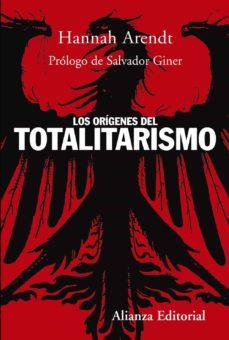 los origenes del totalitarismo-hannah arendt-9788420647715