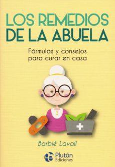 los remedios de la abuela-barbie lavall-9788417079857