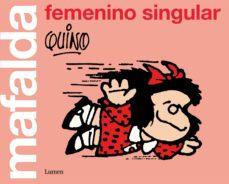 mafalda: femenino singular-9788426405852