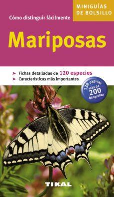 mariposas (miniguias de bolsillo)-9788492678402