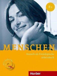 menschen b1. arbeitsbuch mit 2 audio-cds: deutsch als fremdsprache / arbeitsbuch mit 2 audio-cds-9783191119034