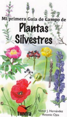 plantas silvestres. mi primera guia de campo-victor j. hernandez-9788416702466