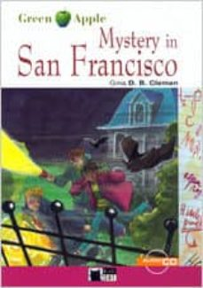 mystery in san francisco, eso: material auxiliar (incluye cd-rom)-9788431677084