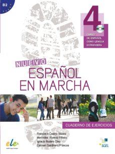nuevo español en marcha 4 - cuaderno de ejercicios+cd-9788497787246