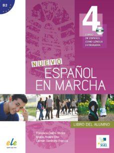 nuevo español en marcha 4. libro del alumno curso de español como lengua extranjera. b2. + cd-9788497787826