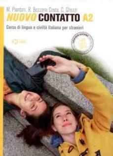 nuovo contatto a2 (libro + audio online)-9788858308622