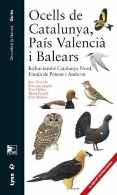 ocells de catalunya, país valencià i balears-joan estrada-9788416728077