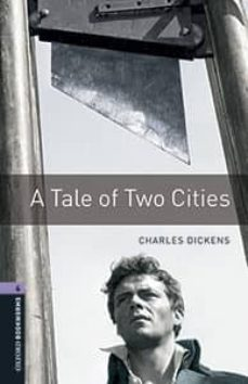 oxford bookworms library 4. a tale of two cities (+ mp3)-9780194621137