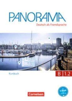 panorama b1.2. kursbuch (libro de curso)-9783061205171