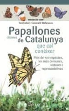 papallones diurnes de catalunya-toni llobet-constanti stefanescu-9788490346754