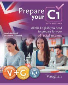 prepara tu c1: all the english you need, to prepare for you-9788416667468