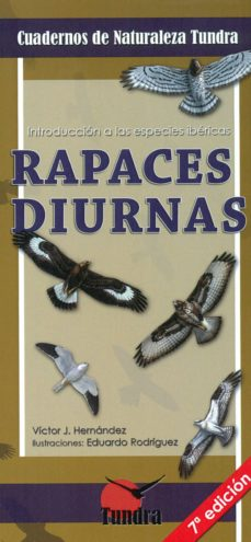 rapaces diurnas - 7 ª edicion-eduardo luis rodriguez-9788416702190