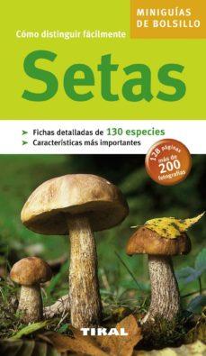 setas (miniguias de bolsillo)-9788492678433