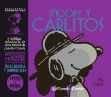 snoopy y carlitos 1995-1996 nº 23/25-charles m. schulz-9788491730668
