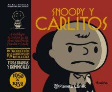 snoopy y carlitos 1950-1952 nº 01/25 (nueva edicion)-charles m. schulz-9788491465430