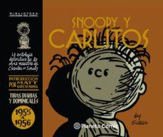 snoopy y carlitos 1955-1956  (nueva edicion)-charles m. schulz-9788491465454