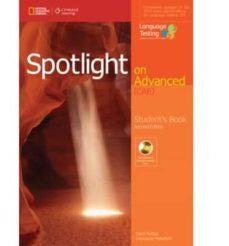 spotlight cae alum+dvdr-9781285849362