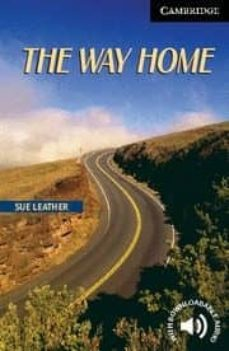 the way home (level 6)-sue leather-9780521543620