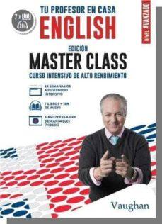 tu profesor en casa - ed. masterclass (nivel avanzado)-9788416667161
