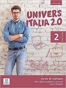 universitalia 2.0 b1/b2 (libro + 2 cd audio)-9788861825826