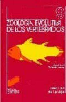 zoologia evolutiva de los vertebrados-jose luis telleria jorge-9788477380092