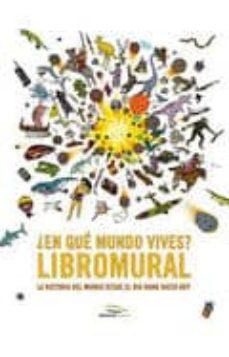 ¿en que mundo vives? libromural-christopher lloyd-9788494268915