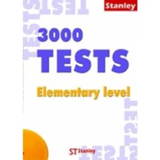 3000 tests elementary level + key book-9788478730100