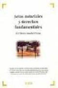 actas notariales y derechos fundamentales-f.j. rivero sanchez-covisa-9788497901796